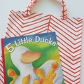 Children's Library / Tote / Book Bag