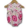 SIZE 000 - Roses Baby Tea Party Romper - FREE POST