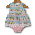 Baby Dress Romper - Honey Pot