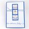 Baby Boy Card - Mini baby three