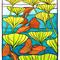 Orange Siamese Fighting Fish / Beta Fish