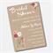 Bridal Shower Printable Custom Invitation