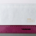Set of 10 white envelopes to suit invitations in my store (DL, C6 or square)