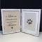 Pet loss frame, Pet sympathy gift, Pet memorial, Rainbow bridge gift