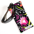 Sunglass Pouch in Gorgeous Floral Fabric
