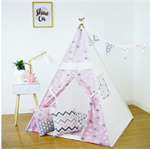 Arden Kids Teepee SET (with poles)