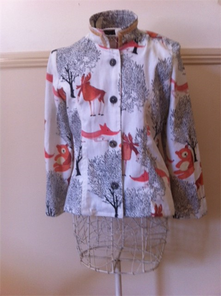 Moose and Fox Jacket -