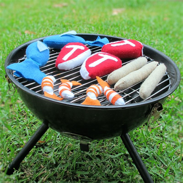 Play Food Bbq Meat And Fish Creative Wishes Madeit Com Au