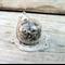 Botanical Necklace, Lavender Necklace
