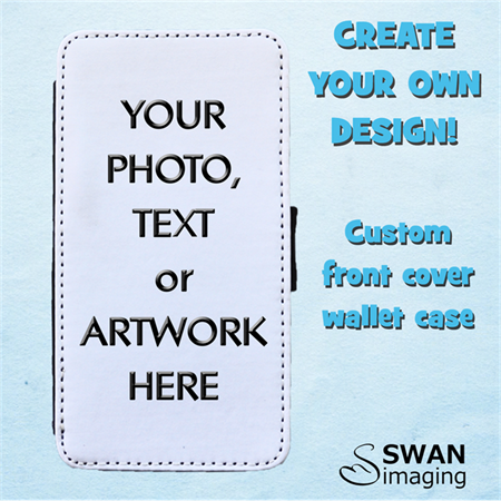 Custom Wallet Case - for iPhone 6/6S, 6/6S Plus & Samsung Galaxy S6, S7