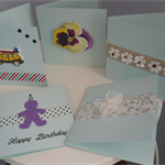 Gift Cards - Set of 5
