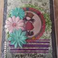 Gorjuss Happy Birthday Card!