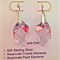 Swarovski Crystals with 925 Sterling Silver Earrings