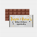 Engagement - 40g Chocolate wrapper