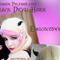 unicorn horn,devil horn,Pastel goth,gothic hair clips,kawaii hair clips,handmade