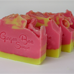 Rice Flower & Shea Hand Made Soap, beautifully feminine,