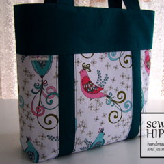 Tote Bag Soul Blossoms, Mother's Day, Carry All, Shopping Bag, Nappy Bag
