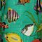 Metro Retro 'Australian Tropical Fish' Vintage Tea Towel Apron . Mother's Day