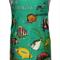 Metro Retro 'Australian Tropical Fish' Vintage Tea Towel Apron . Christmas Gift