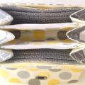 Tessellating Clutch Purse