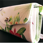 Botanical Clutch Purse