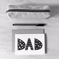 Father's Day Card, Card for Dad, Birthday Card, HFD024