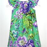 Seaside Flutter Sleeve Dress Size 3