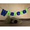 Personalized Name Banners Baby Fabric Letters Nursery Banner Wall Bunting