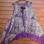 Ladies Tunic Top size 12