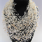 Fashion Elegant Designer Hand -made air necklace  beads