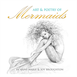 Art & Poetry of Mermaids Mini Gift Book 6x6
