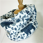 Fleece Scarf - Neckwarmer 