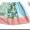 Elephant Panel Girls skirt Size 5