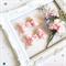 CBD Large Signature Sweet Bows - Pink Floral