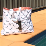 Beach Bag - Tote Bag - Summer Bag