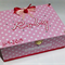 Baby Girl Time Capsule Keepsake Box