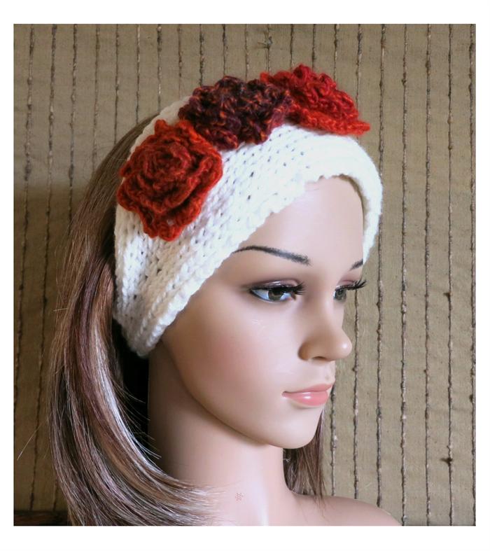 Knitted Headband bad101aff83b