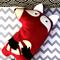 Red panda cushion soft toy soft furnishing woodland themed nursery kids' room