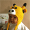 Baby Beanie, Crochet Toddlers Giraffe Beanie , Crochet Newborn Beanie Baby Photo