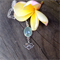 Lotus Necklace Chalcedony .925 Necklace