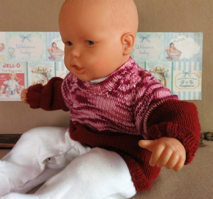 Handmade Baby Gifts Australia : Knitted baby jumper toddler sweater handmade