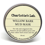 Willow Bark Mud Mask 50ml face mask for oily & congested skin