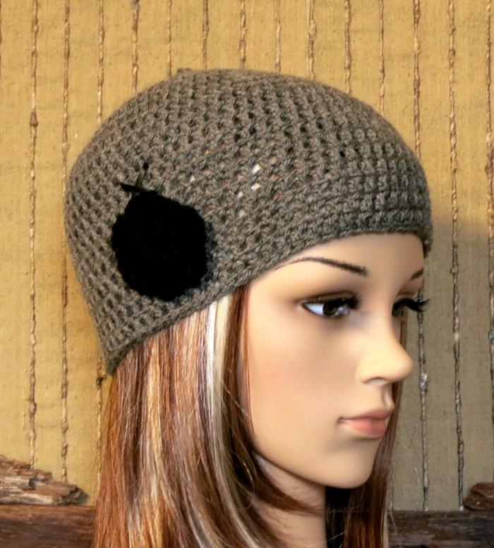 Womens Crochet Hat bf57e584fb94