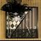 Wall Clock, Venetian Mask Wall Art, Womens Birthday Gift Unique Home Decor Moden