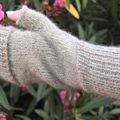 Fingerless Mitts - ready to post today