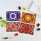 Kaleidoscope 'Flora' Greeting Cards, Set of 4