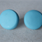 Polymer clay stud earrings, stud earrings, 3 sizes available, FREE postage
