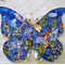 Butterfly or Fairy Wings for Dress-ups and Pretend Play. Fit approx 3-4 yrs.