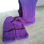 Hooded Scarf Made To Order