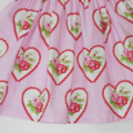 "Size 3 and 4 ""Valentine Roses"" Party Dress"